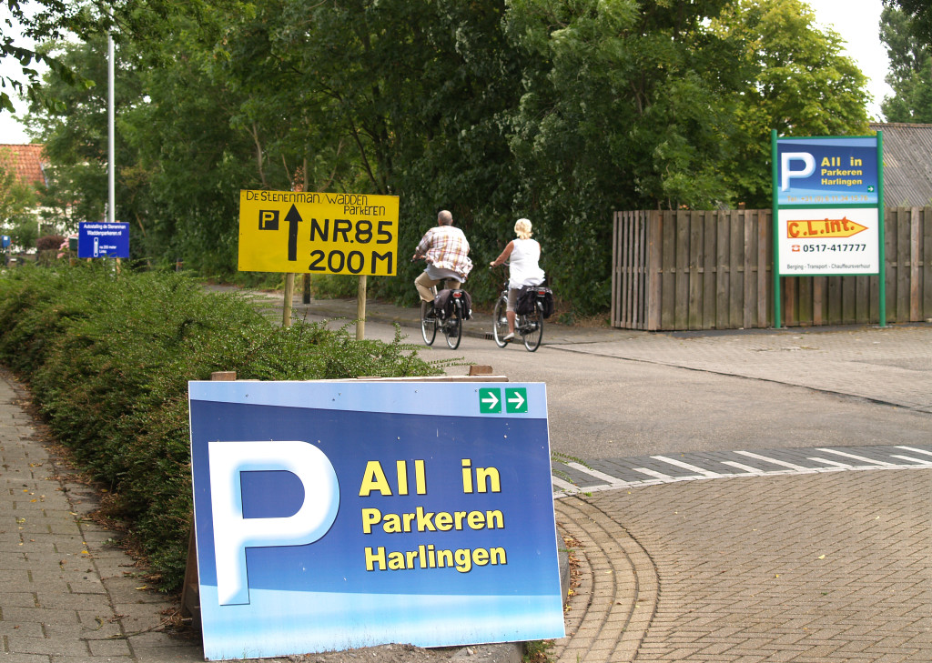 Parkeerverwarring